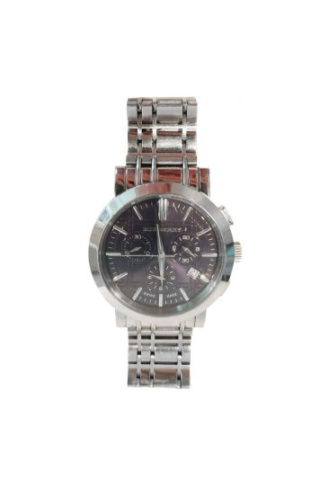 BURBERRY STAINLESS STEEL WATCH 40MM