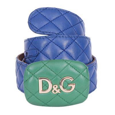 D&G LOGO BELT