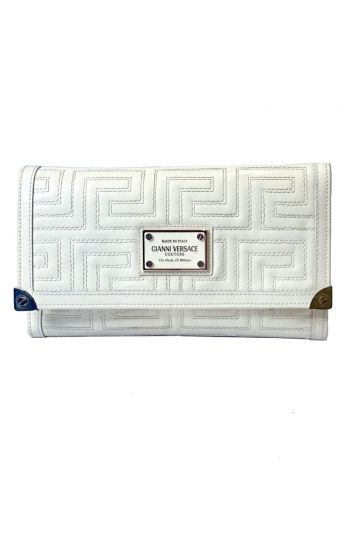 GIANNI VERSACE QUILTED WALLET