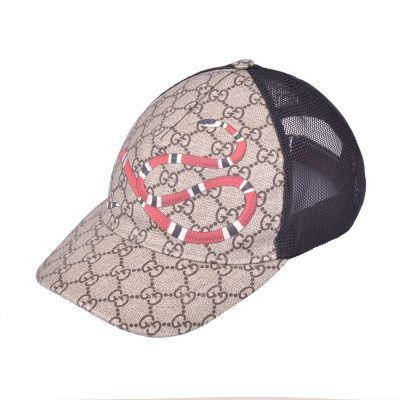 GUCCI KINGSNAKE BASEBALL CAP