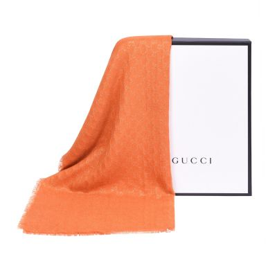GUCCI LUREX INDIA EXCLUSIVE LONG STOLE