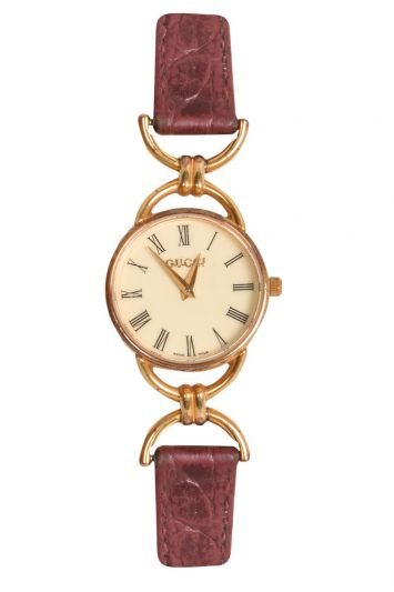 GUCCI CLASSIC ROMAN NUMERAL DIAL WATCH