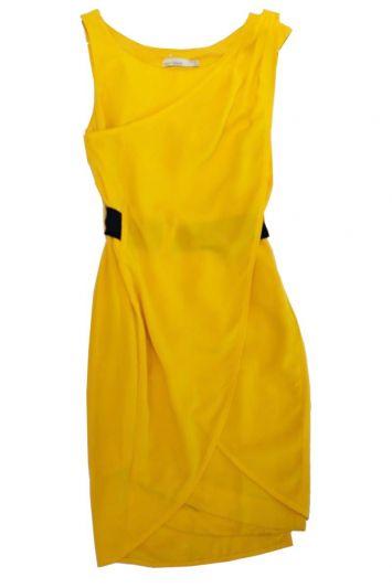KAREN MILLEN MODERN SHIFT DRESS