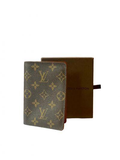 LOUIS VUITTON MONOGRAM PASSPORT COVER