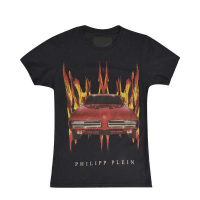PHILIPP PLEIN CREW NECK T-SHIRT