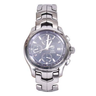 TAG HEUER LINK AUTOMATIC CHRONOGRAPH WATCH